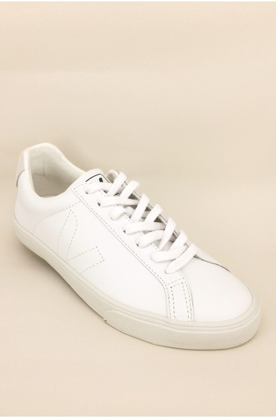 VEJA ESPLAR LEATHER WHITE